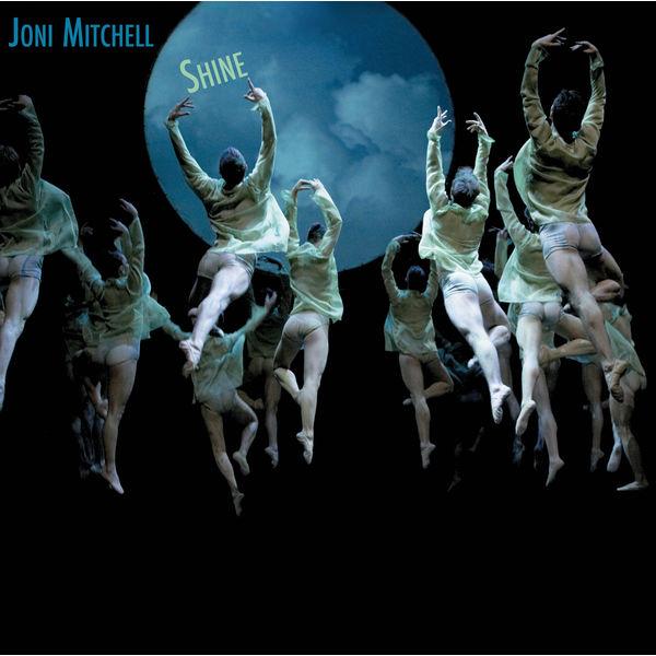 Joni Mitchell - Shine [Standard Jewel - Parts Order Only]