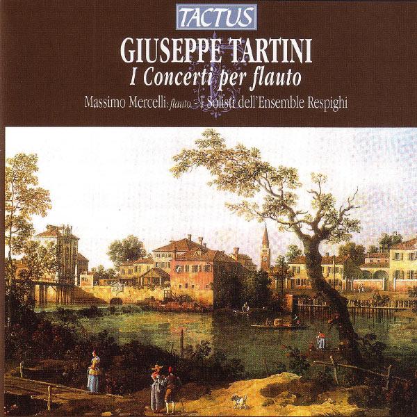 Massimo Mercelli - I Concerti per flauto
