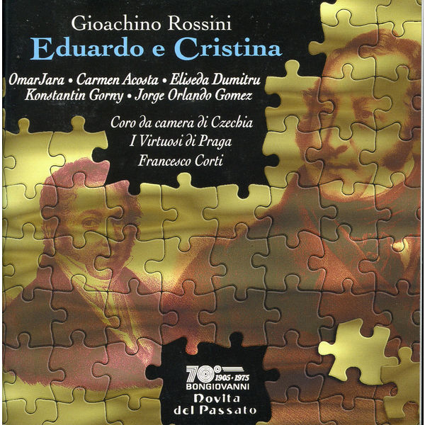 Virtuosi Di Praga - Rossini: Eduardo e Cristina