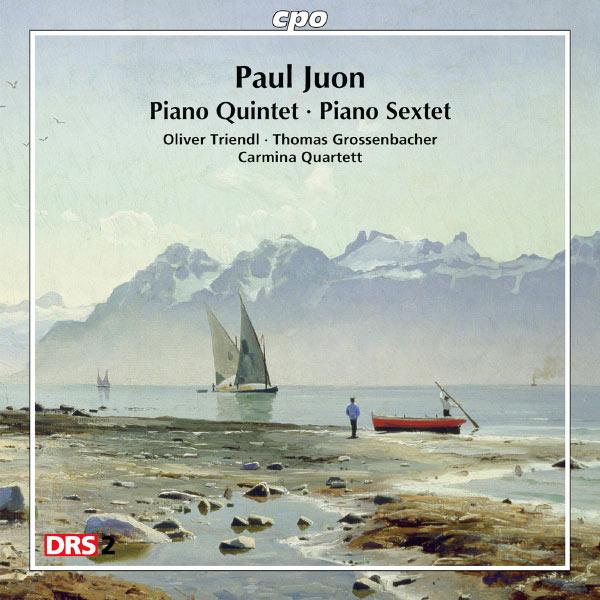 Vivaldi Consort - Juon: Piano Quintet & Piano Sextet