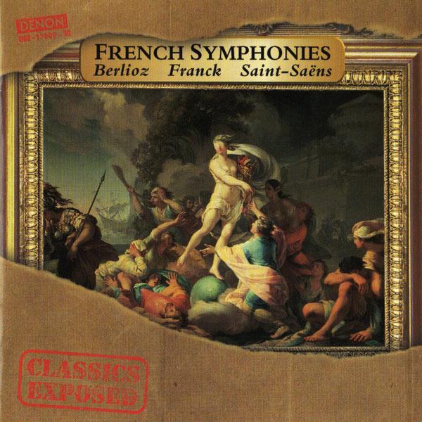 Tokyo Metropolitan Symphony Orchestra - French Symphonies