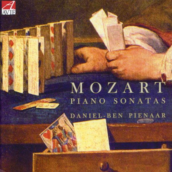 Daniel-Ben Pienaar - Mozart: Piano Sonatas