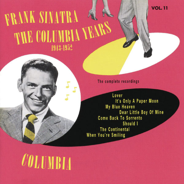 Frank Sinatra - The Columbia Years (1943-1952): The Complete Recordings: Volume 11