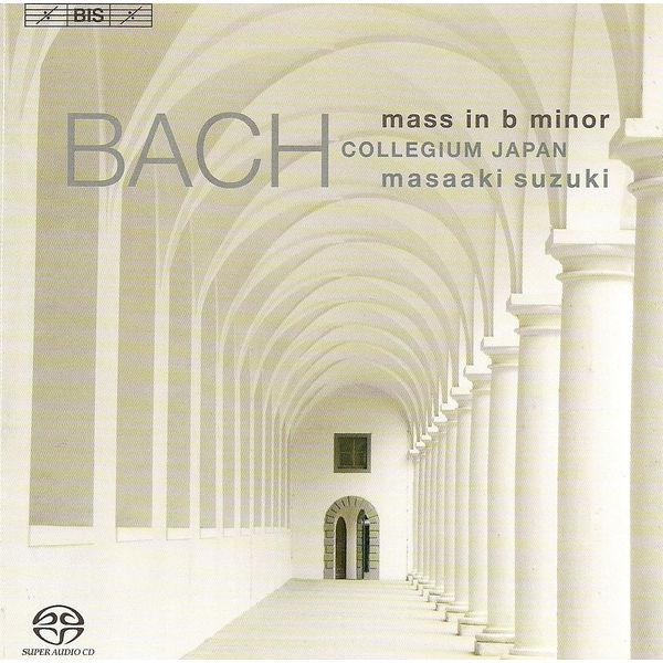 Masaaki Suzuki - BACH: Mass in B minor, BWV 232