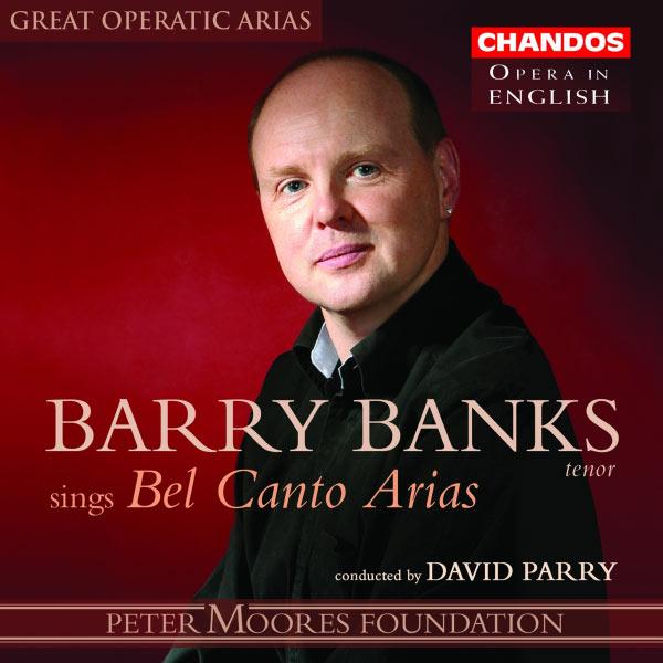 Barry Banks - Grands airs de Bel Canto