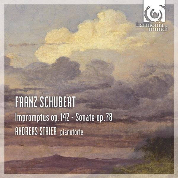 Andreas Staier - Schubert: Impromptus op.142, Sonata D894