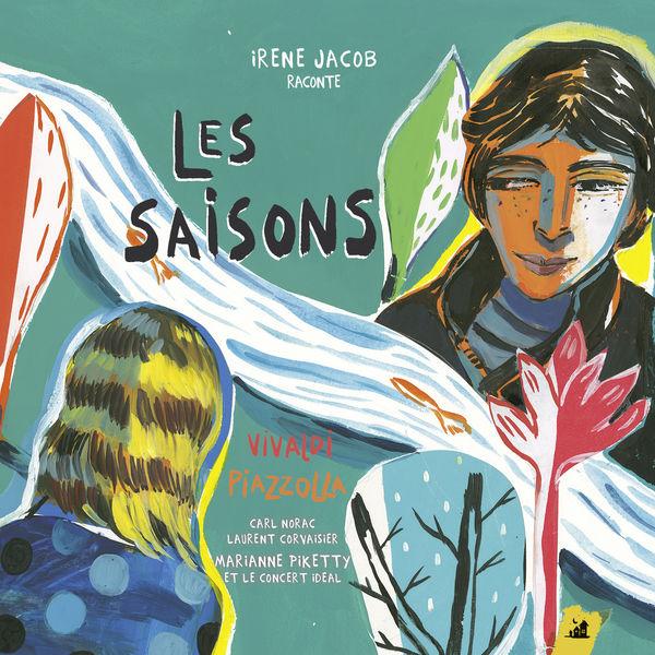 Irène Jacob - Les Saisons