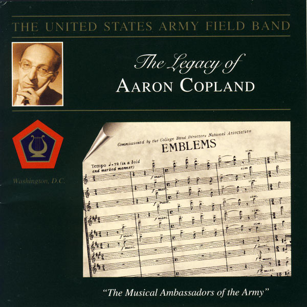Finley R. Hamilton - The Legacy of Aaron Copland