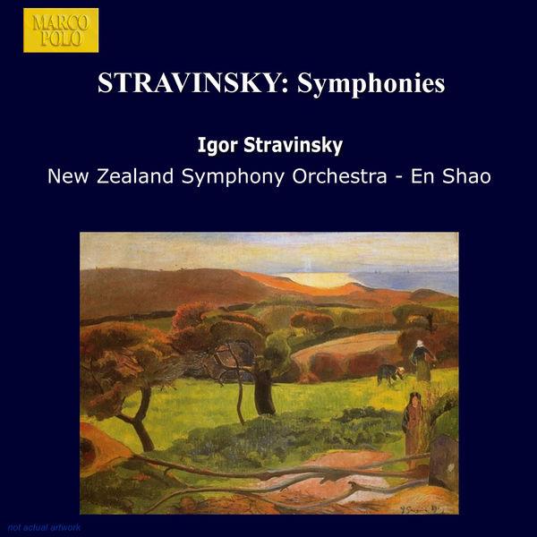New Zealand Symphony Orchestra - Stravinsky: Symphonies