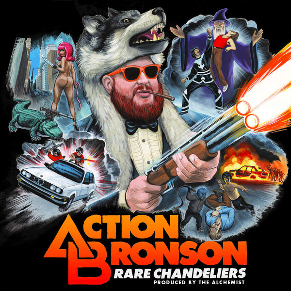 Action Bronson - Rare Chandeliers