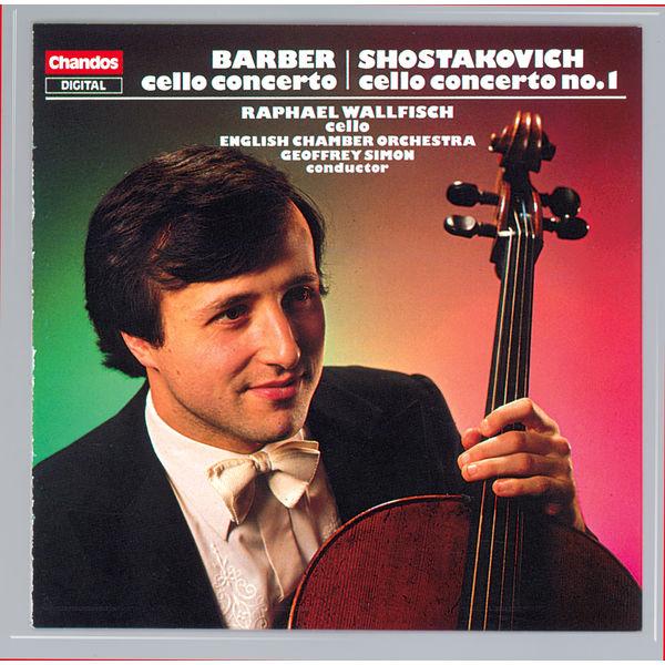 Raphael Wallfisch - Concertos pour violoncelle