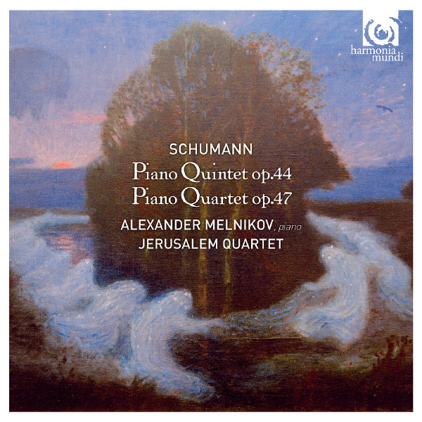 Jerusalem Quartet Robert Schumann : Piano Quintet, Op.44 & Piano Quartet, Op.47 (Alexander Melnikov - Jerusalem Quartet)