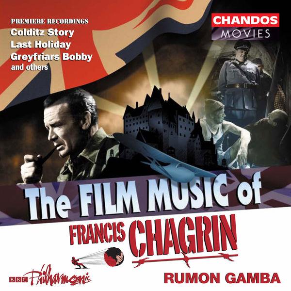 Rumon Gamba - Musiques de film de Francis Chagrin