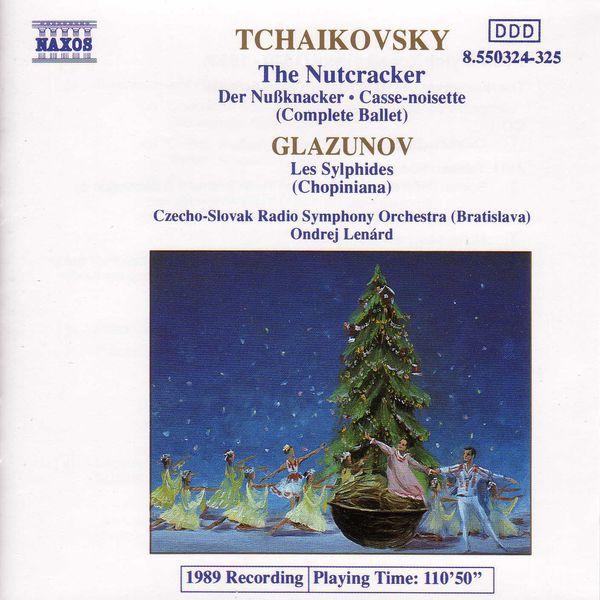 Slovak Radio Symphony Orchestra - Tchaikovsky: The Nutcracker / Glazunov: Les Sylphides