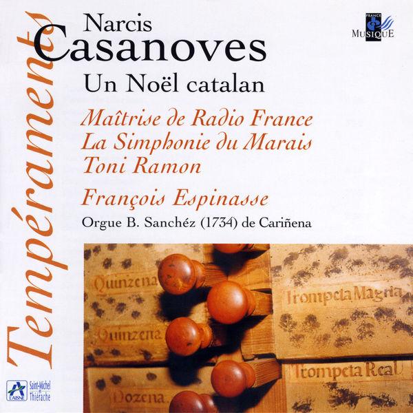 François Espinasse - Casanoves: Un Noël catalan (Orgue B. Sanchéz de Cariñena, Aragon)