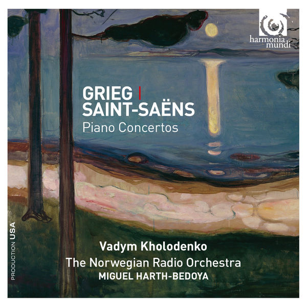 Vadym Kholodenko - Grieg & Saint-Saëns : Piano Concertos