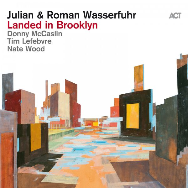 Julian Wasserfuhr - Landed in Brooklyn
