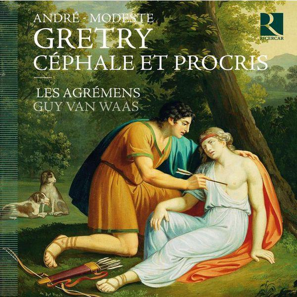 Guy Van Waas - André-Ernest-Modeste Grétry : Céphale et Procris