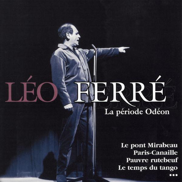 Léo Ferré - La période Odéon