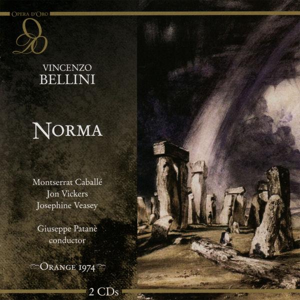 Montserrat Caballé Bellini: Norma
