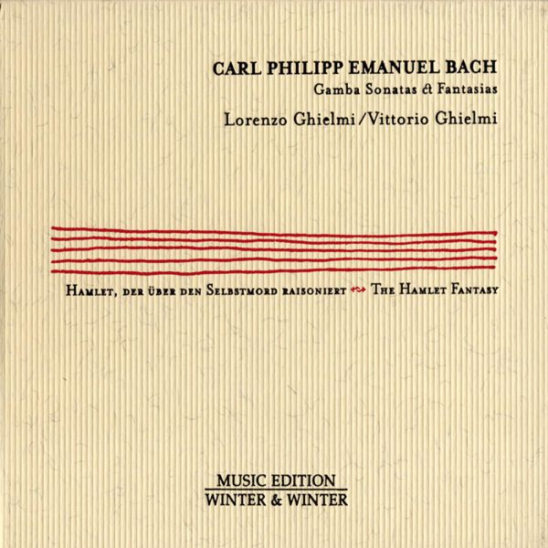 Lorenzo Ghielmi - Sonates & Fantaisies