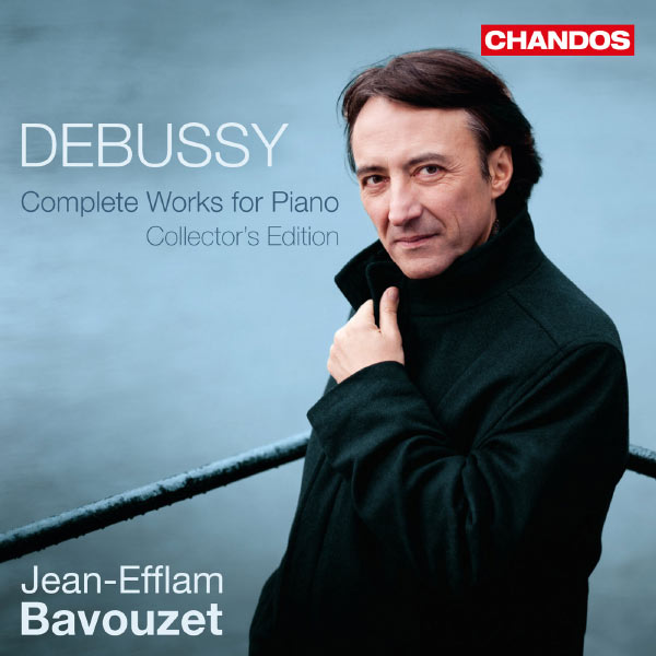Jean-Efflam Bavouzet - Debussy : Complete Works for Piano