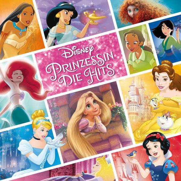 Various Artists - Disney Prinzessin - Die Hits