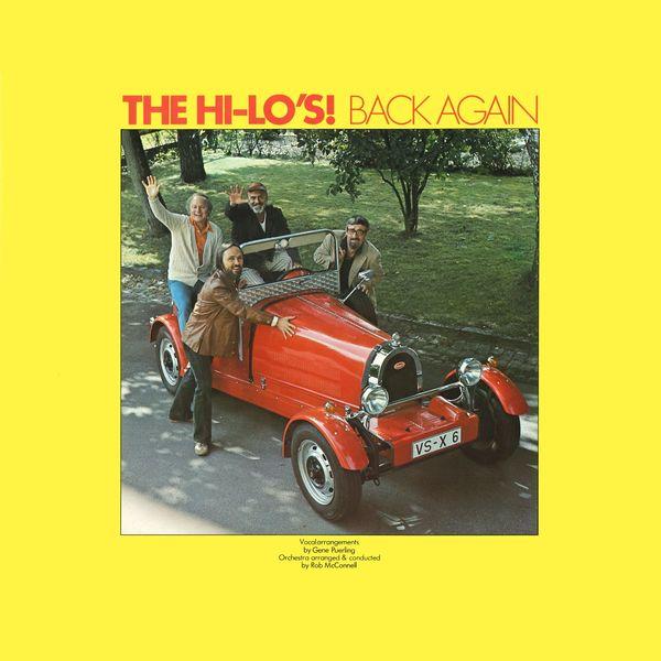 The Hi-Lo's - Back Again