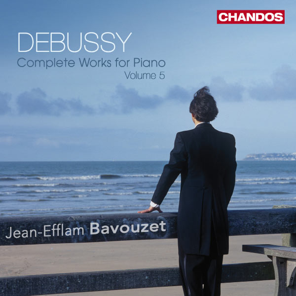 Jean-Efflam Bavouzet - Debussy : Complete Works for Piano, volume 5