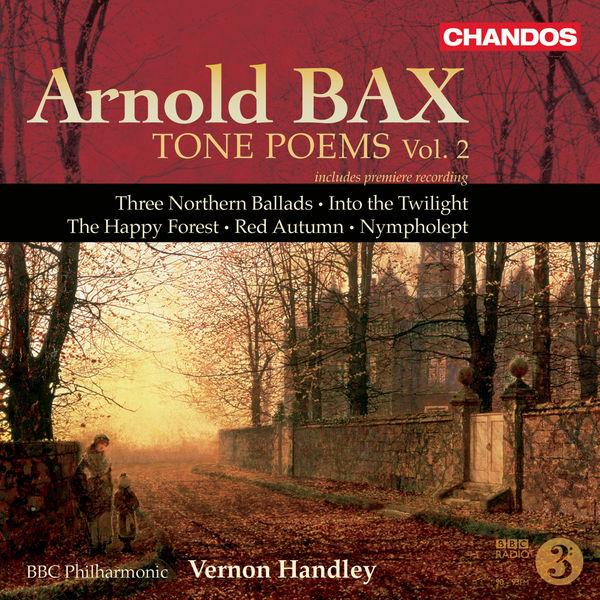 Vernon Handley - Poèmes Symphoniques (Volume 2)