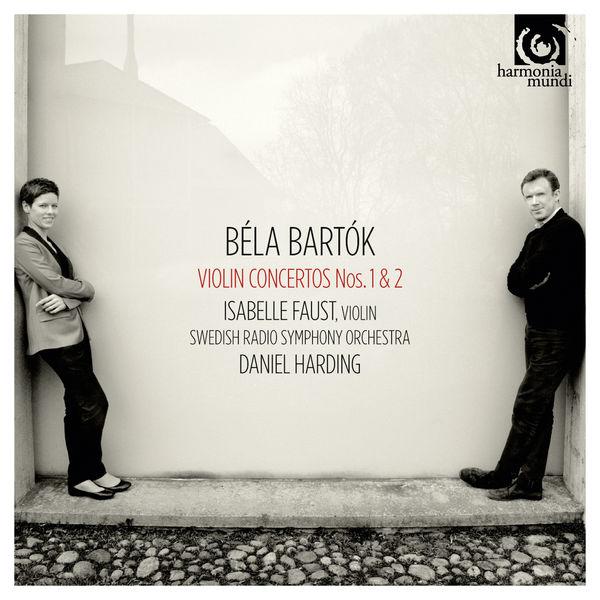 Isabelle Faust - Béla Bartók : Violin Concertos No. 1 & 2