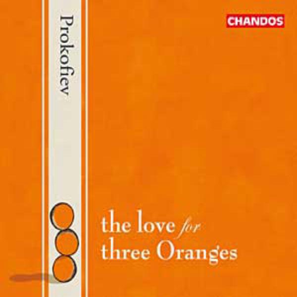 Richard Hickox - L'Amour des trois oranges