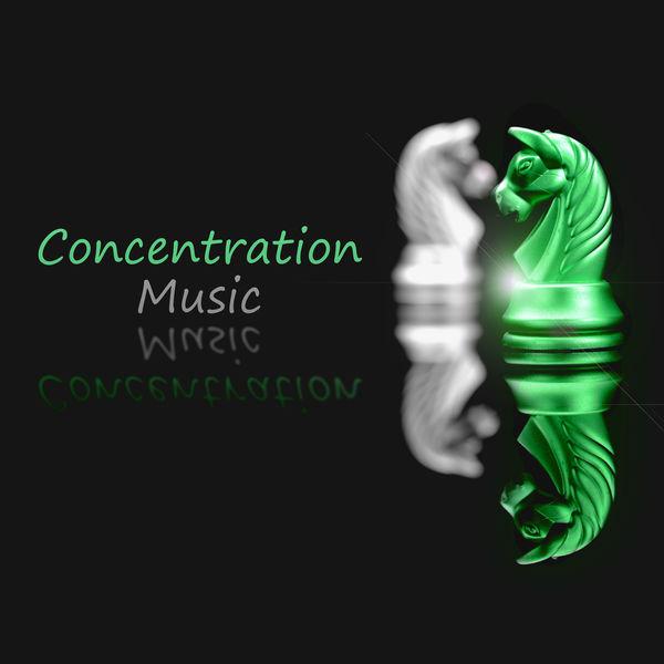 Album Concentration Music – Study Music Playlist, Train Your
