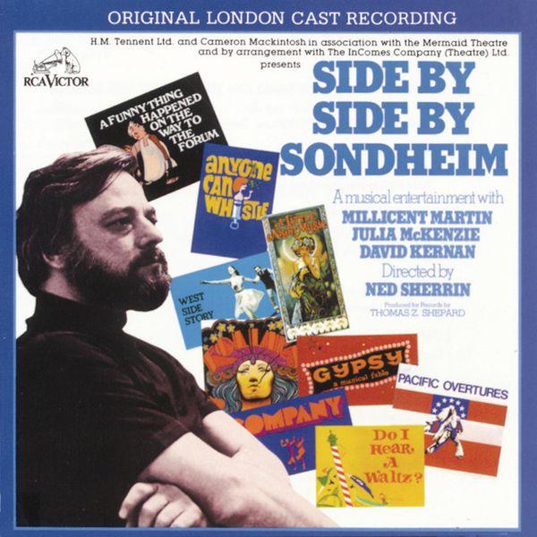 Stephen Sondheim - Side by Side by Sondheim (Original London Cast Recording)