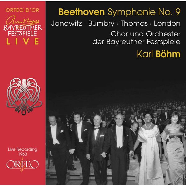 "Karl Böhm - Beethoven: Symphony No.9 ""Choral"" (Live)"