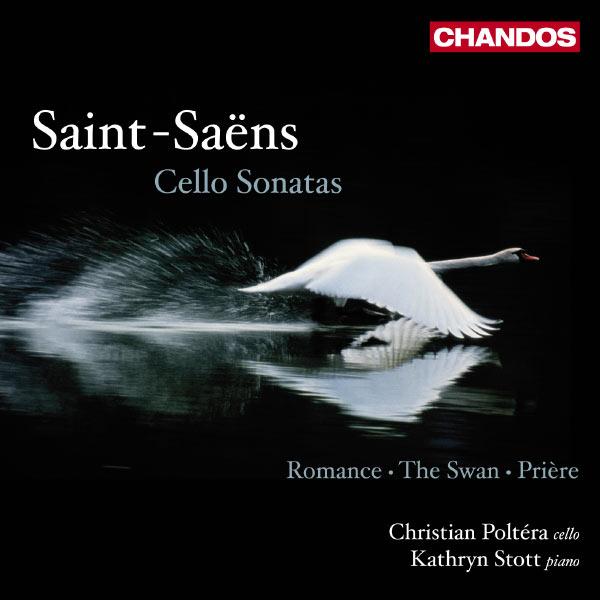 Christian Poltéra - Camille Saint-Saëns : Sonates pour violoncelle