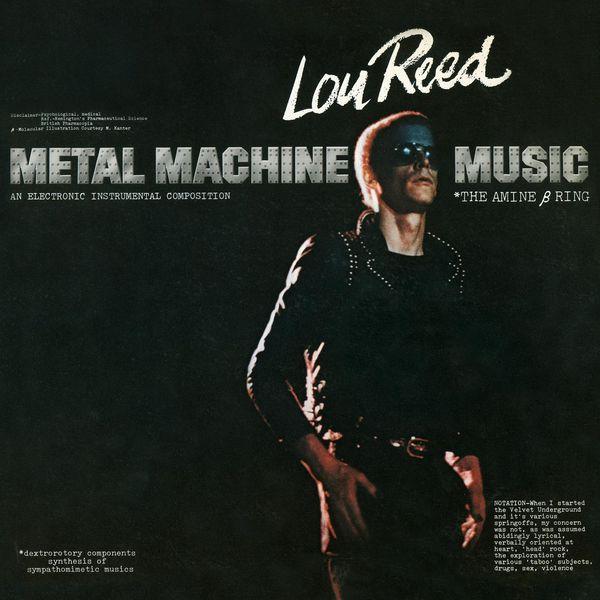 Lou Reed - Metal Machine Music