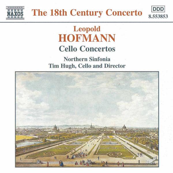 Tim Hugh - Cello Concertos