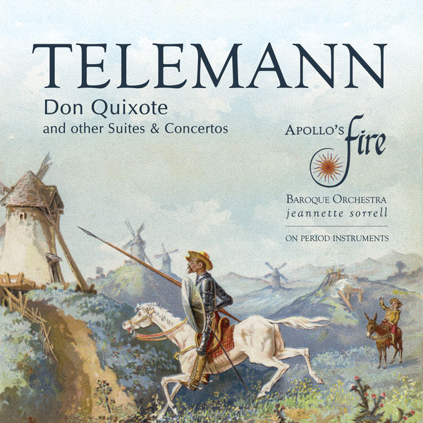Georg Philipp Telemann - Telemann: Don Quixote and Other Suites & Concertos