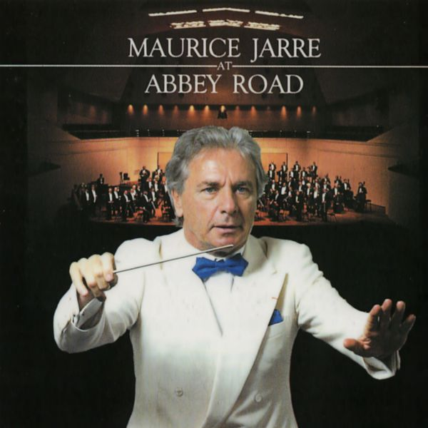 Maurice Jarre - Maurice Jarre at Abbey Road