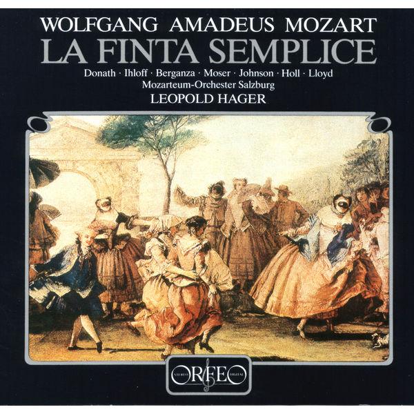 Helen Donath - Mozart: La finta semplice