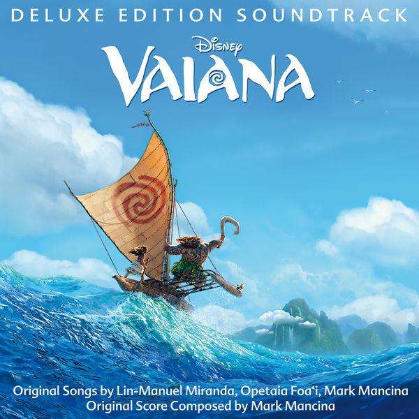 Various Artists - Vaiana