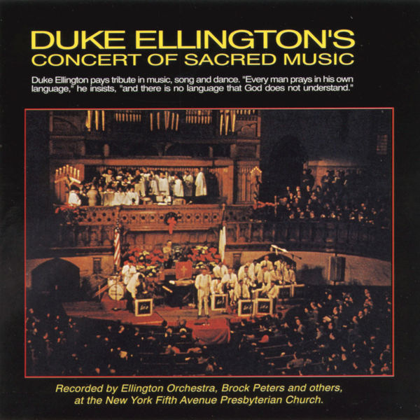 Duke Ellington - Concert Of Sacred Music