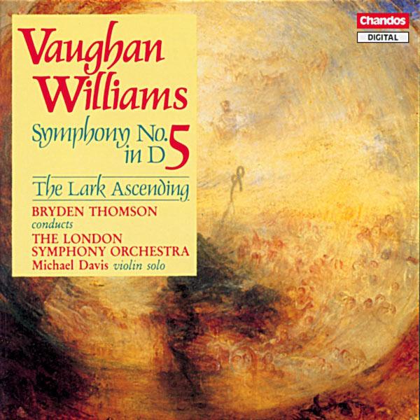 Bryden Thomson - Vaughan Williams: Symphony No. 5 / The Lark Ascending