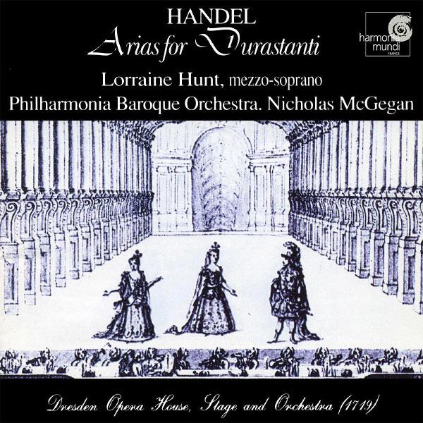 Lorraine Hunt Lieberson - Handel: Arias for Durastanti