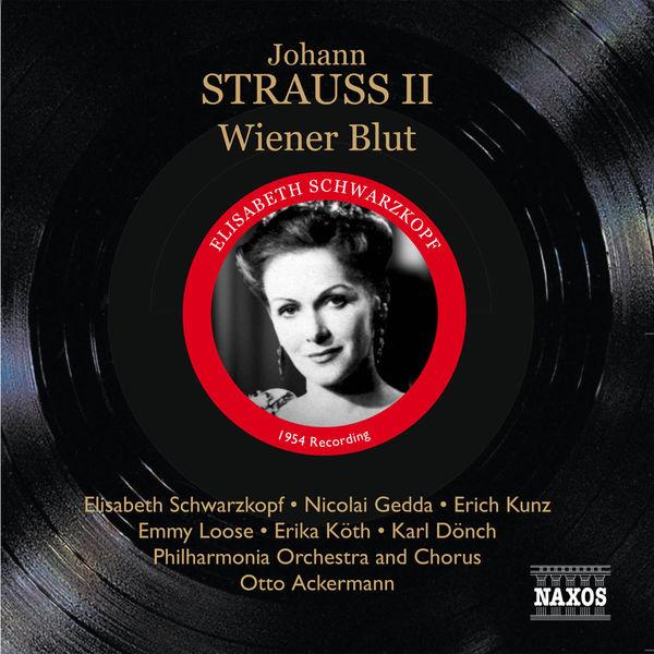 Karl Dönch - Wiener Blut (Sang Viennois)