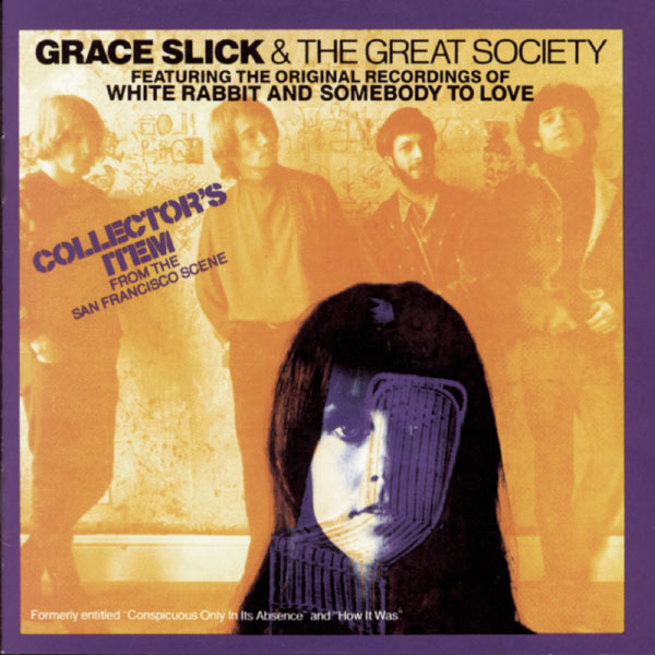 Grace Slick & The Great Society - Grace Slick & The Great Society