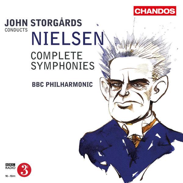 BBC Philharmonic Orchestra - Carl Nielsen : Complete Symphonies