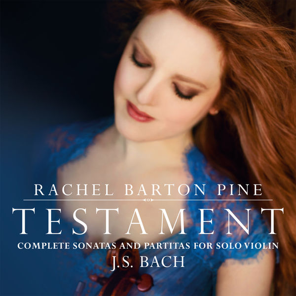 Johann Sebastian Bach - JS Bach : Complete Sonatas and Partitas for solo violin                                      Solo Violin by J. S. Bach
