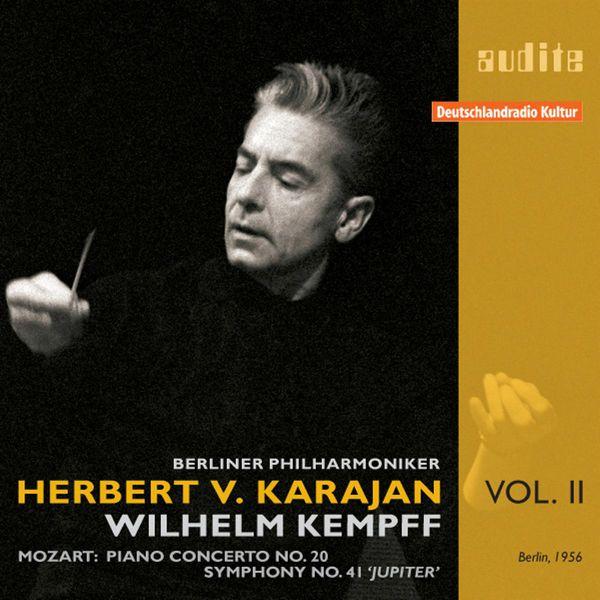 Wilhelm Kempff - Karajan, Vol. 2 (1956)